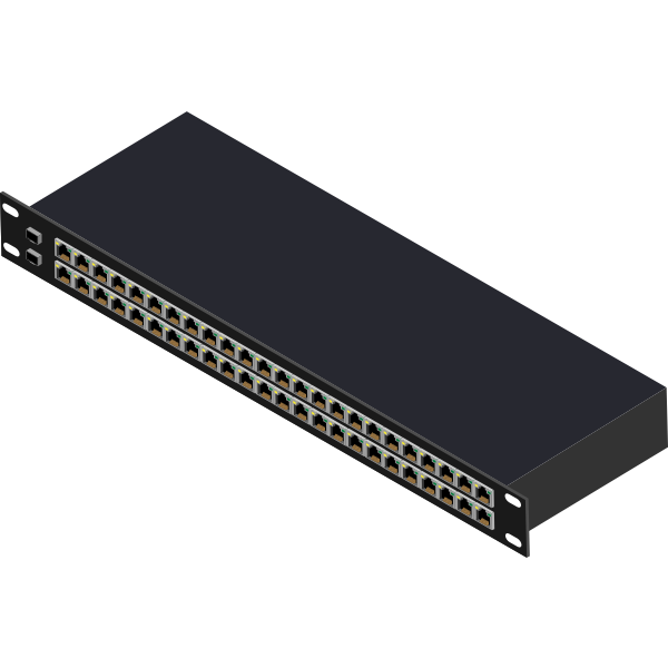 48-port switch