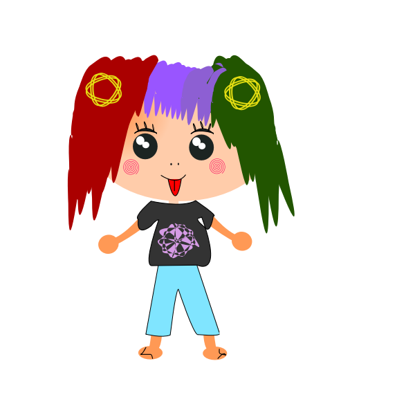 Cartoon character-1572858331