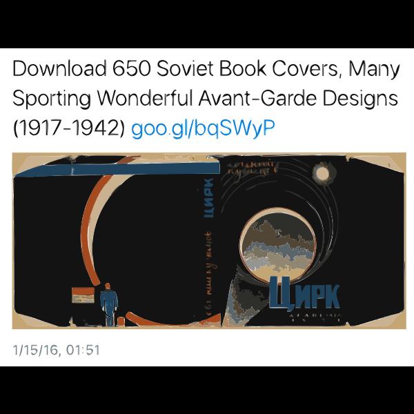 650 Soviet Book Covers 2016011506