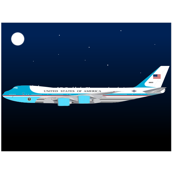 747 Air force One