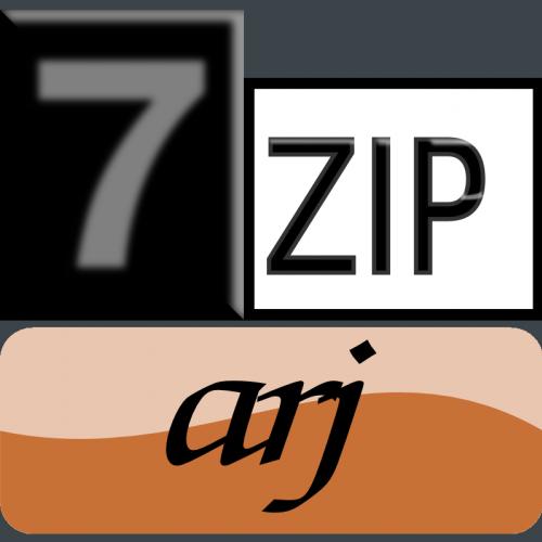 7zip Classic-arj