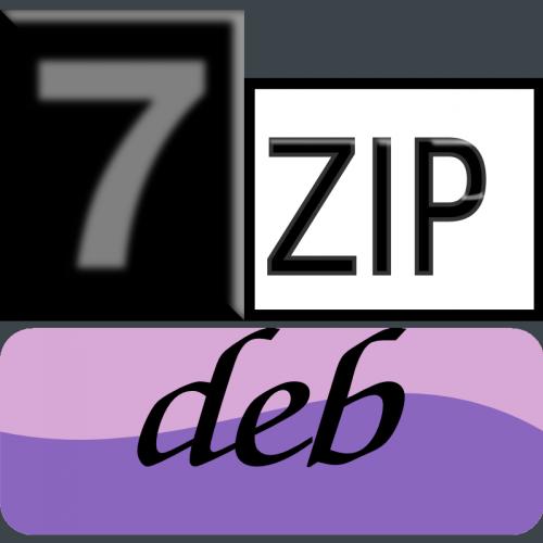 7zip Classic-deb