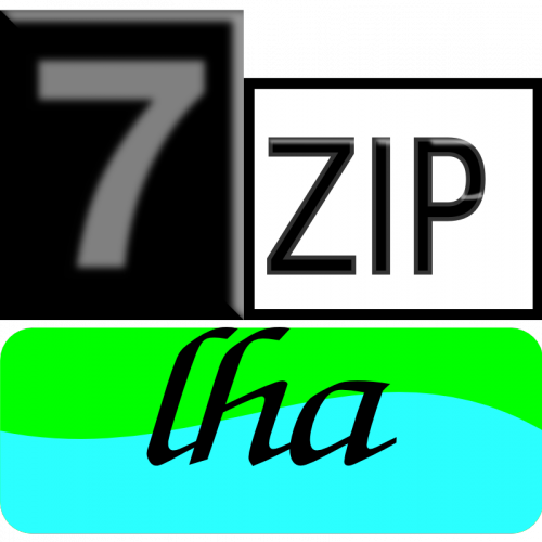 7zip Classic-lha
