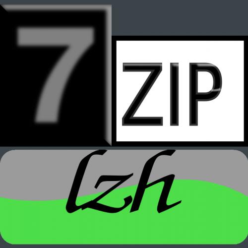 7zip Classic-lzh