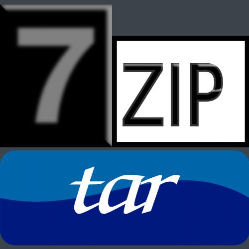 7zip Classic-tar