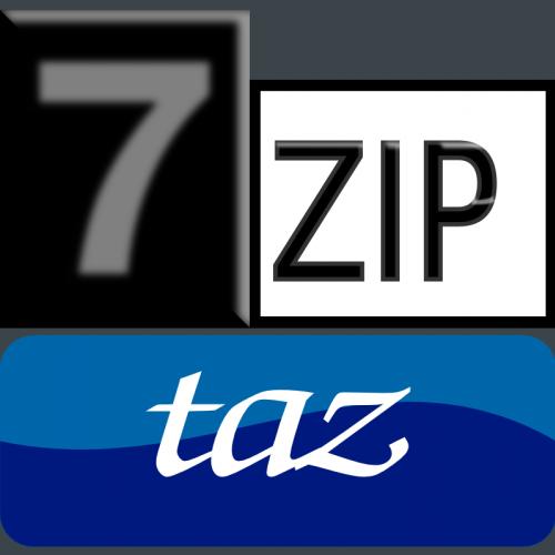 7zip Classic-taz