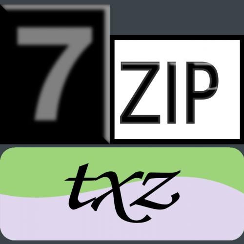 7zip Classic-txz
