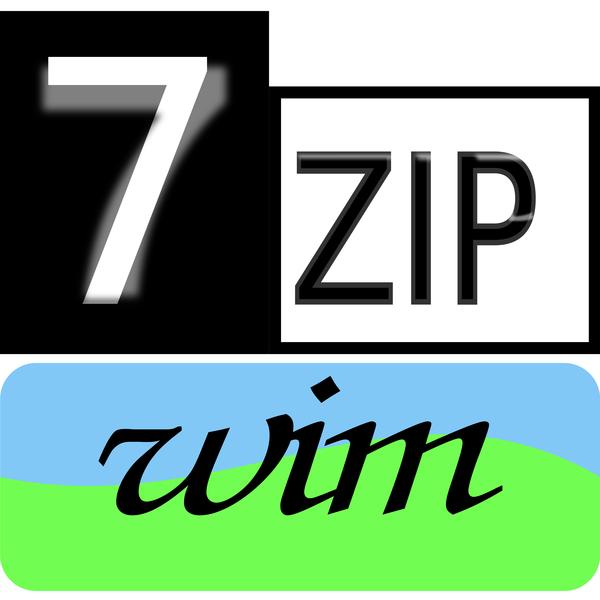 7zip Classic-wim