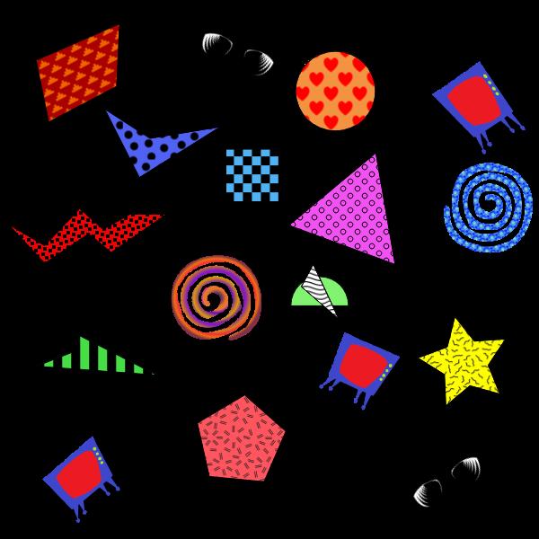 1980's Pattern