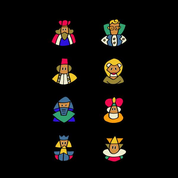 8 Kings