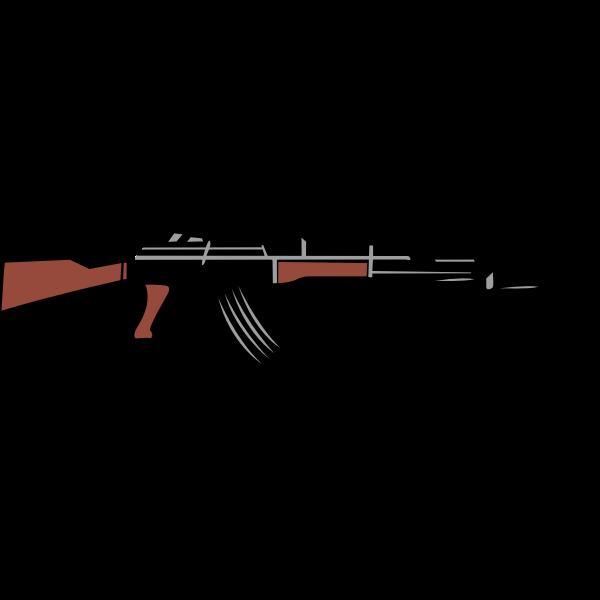AK 47 image