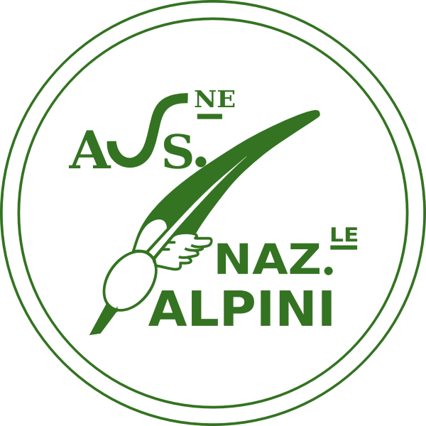 Green alpinist icon
