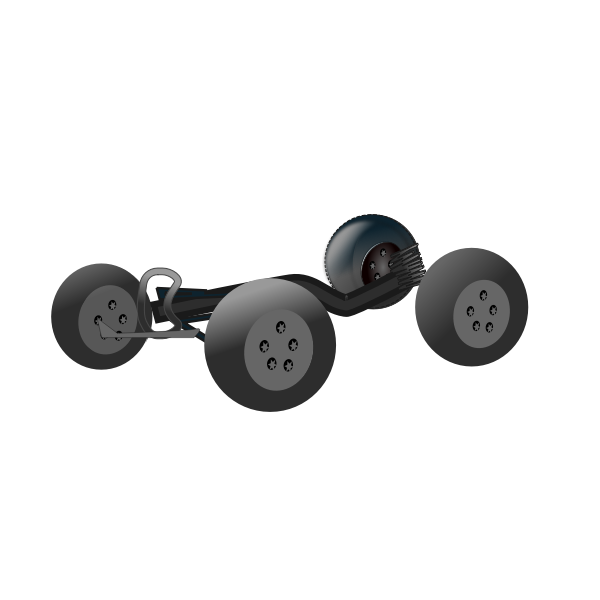 Wheel base gray scale