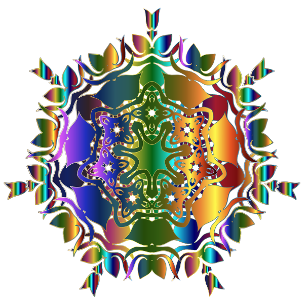 Abstract Geometric Design 6