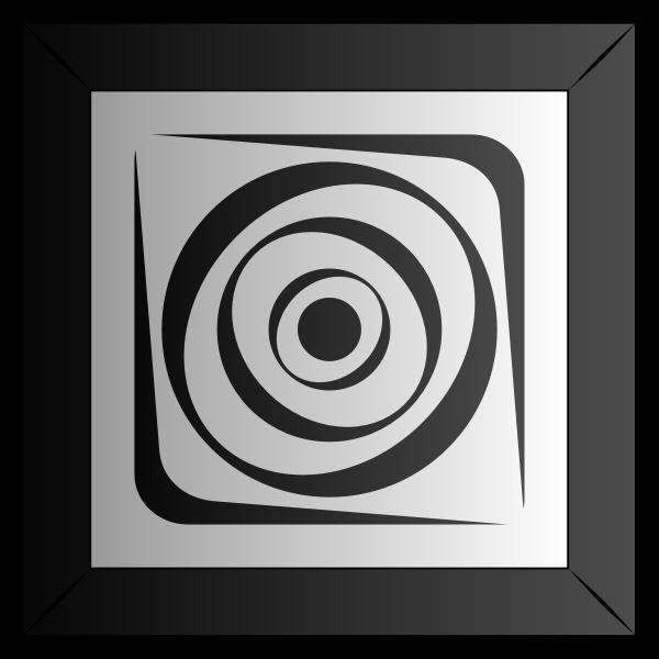 Abstract Tile 24