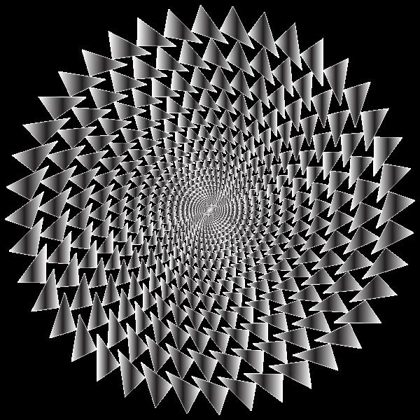Abstract Vortex 35 Prismatic 3
