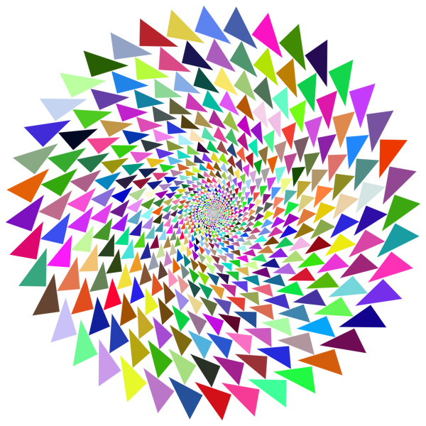 Abstract Vortex 35 Prismatic