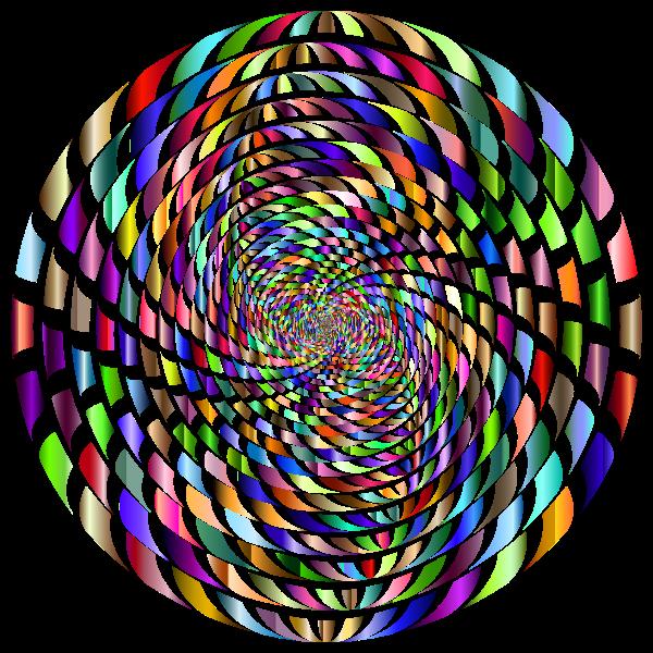 Vortex in colors