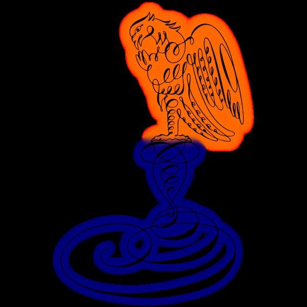 AbstractEagleColour