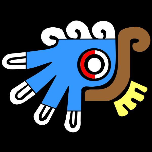 Water symbol drawing