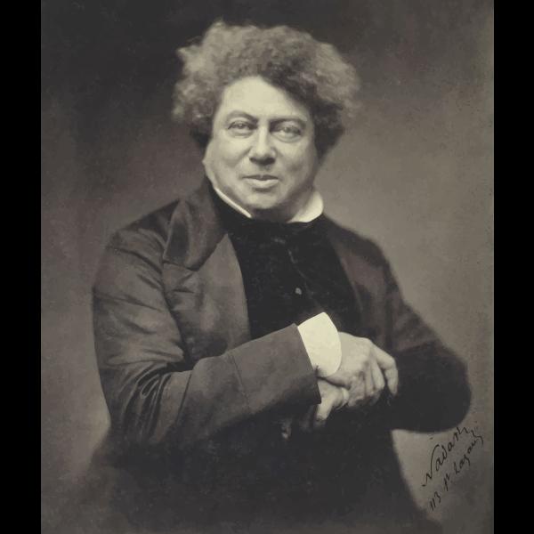 Alexander Dumas 1802 1870