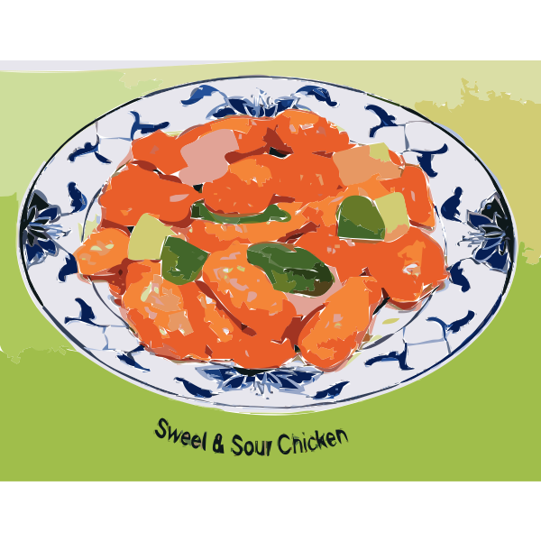 American Chinese Food Dishes 2016011234