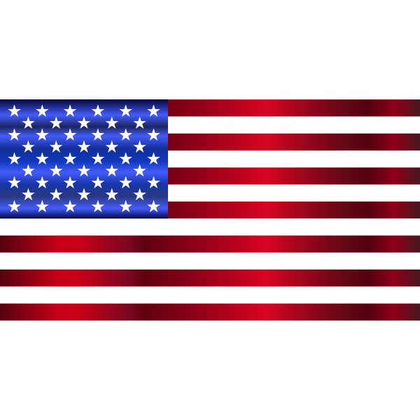 American Flag Enhanced