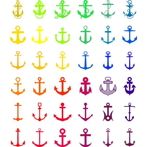 Anchors by Rones