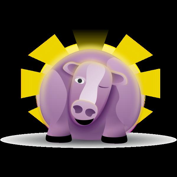prosperity cow