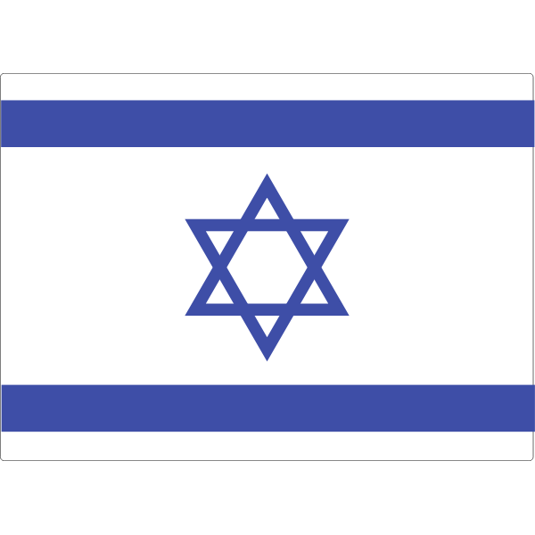Anonymous Flag of Israel