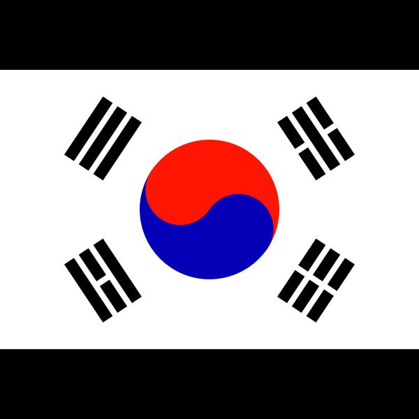 Flag of South Korea-1573820058