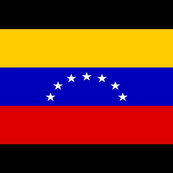 flag of Venezuela | Free SVG