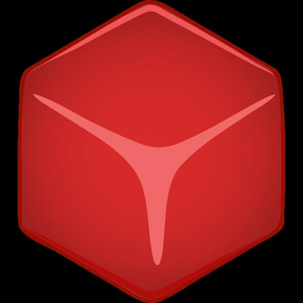 Cube vector illustration