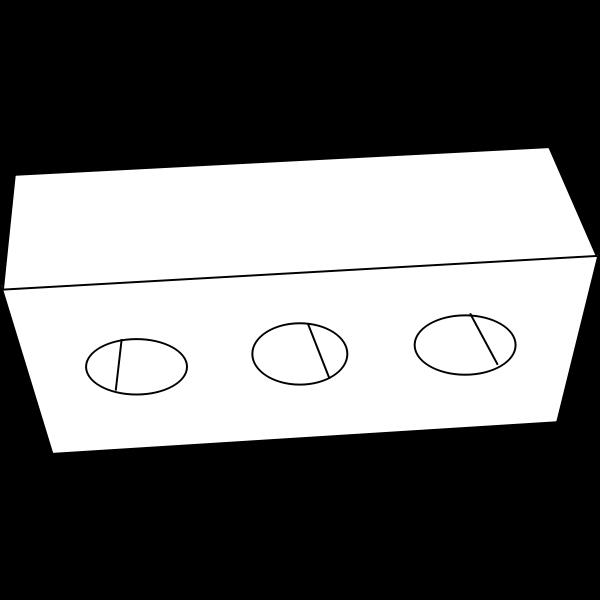 Brick vector illustration