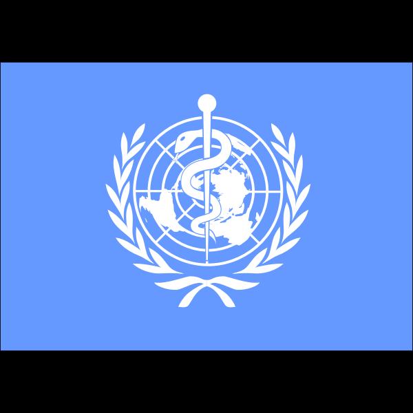 Flag of the World Health Organization