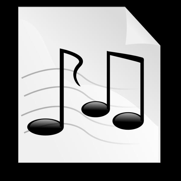 OGG icon vector image