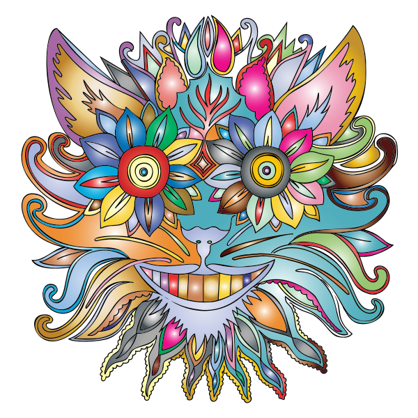 Anthropomorphic Flower Prismatic