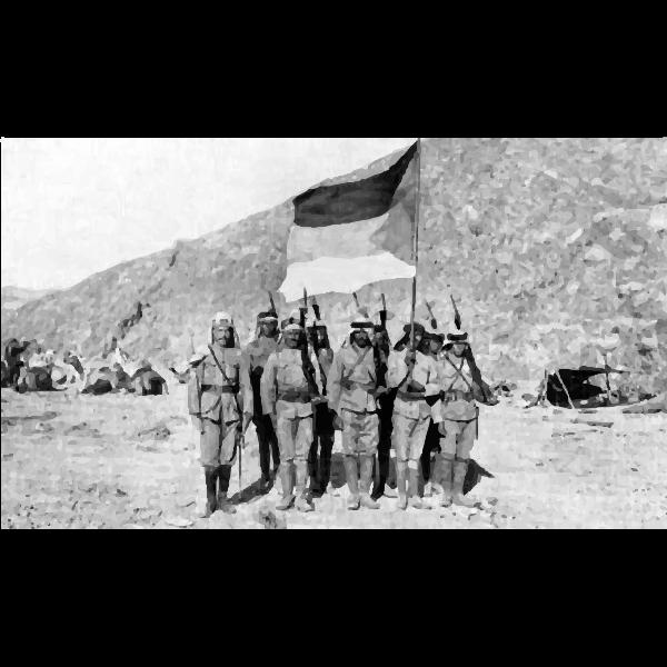 Arab Revolt 1916