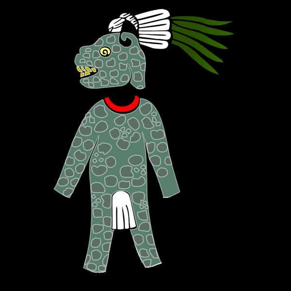 Aztec armor image