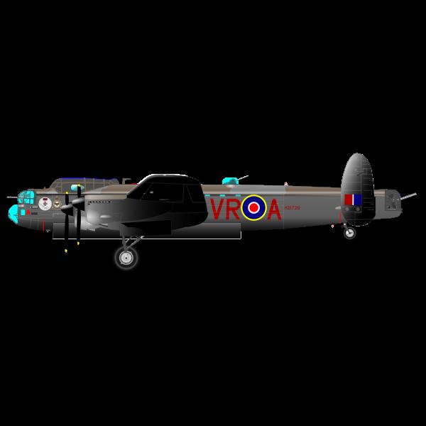 Avro Lancaster aircraft