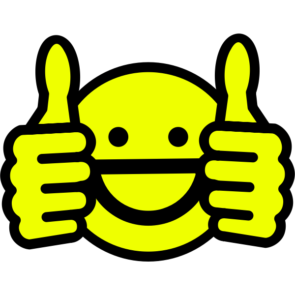 Awesome Face Smiley Free Svg