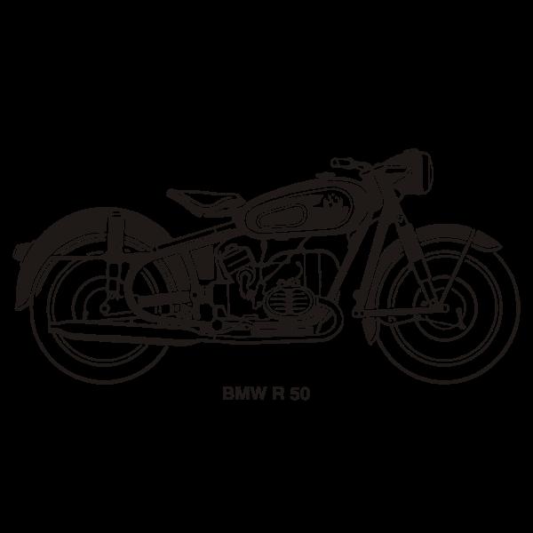 BMW R50 1958