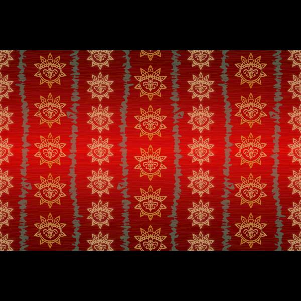 Background Patterns - Crimson