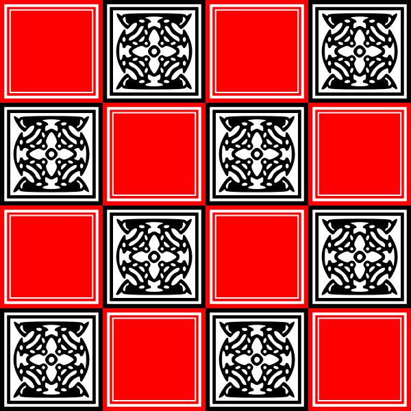 Decorative Square 8