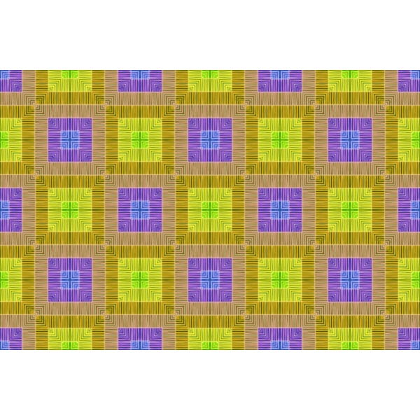 Background pattern in colorful squares