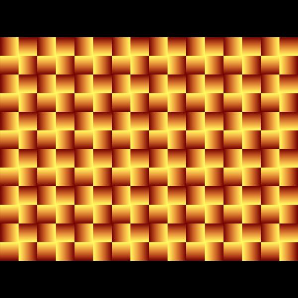 Golden rectangle pattern