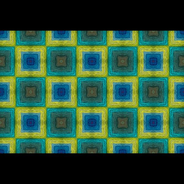 Greenish background pattern