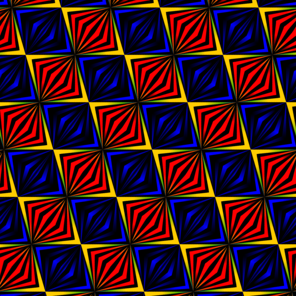 Background pattern with horizontal tiles