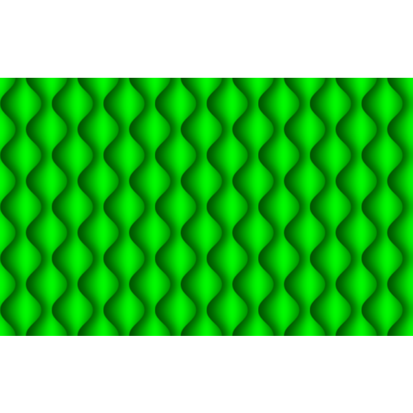 Background Zigzag Pattern Green Color