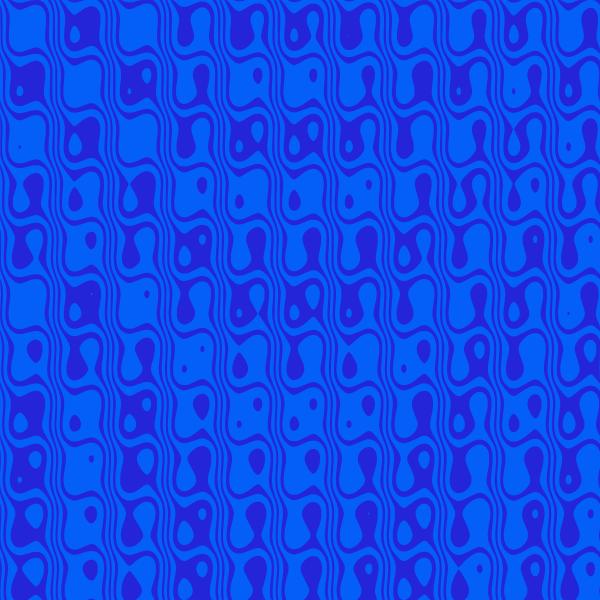 Background pattern in blue